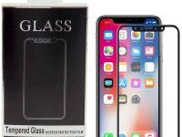 محافظ صفحه نمایش تمام چسب مناسب گوشی iphone XR