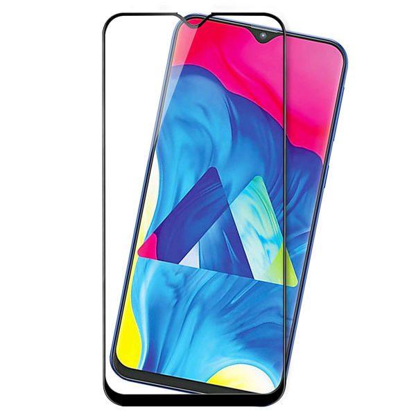 محافظ صفحه نمایش تمام چسب مناسب گوشی samsung M10