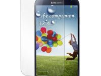 محافظ صفحه نمایش شیشه ای مناسب گوشی samsung S4