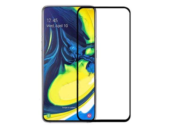 محافظ صفحه نمایش تمام چسب مناسب گوشی samsung A90