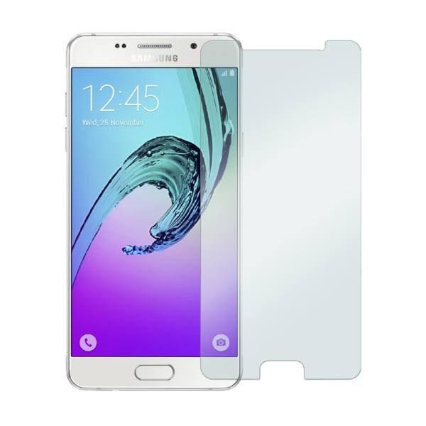 محافظ صفحه نمایش شیشه ای مناسب گوشی samsung a5 2016