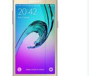 محافظ صفحه نمایش شیشه ای مناسب گوشی samsung J3