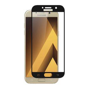 محافظ صفحه نمایش تمام چسب مناسب گوشی samsung a7 2017