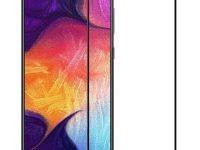 محافظ صفحه تمام چسب برای گوشی سامسونگ A50