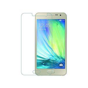 محافظ صفحه نمایش شیشه ای مناسب گوشی samsung a3 2016