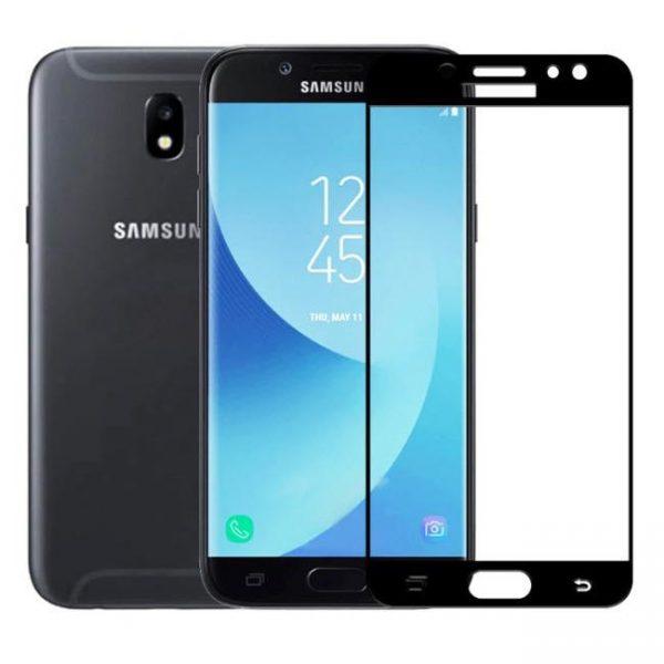 محافظ صفحه نمایش تمام چسب مناسب گوشی samsung J3