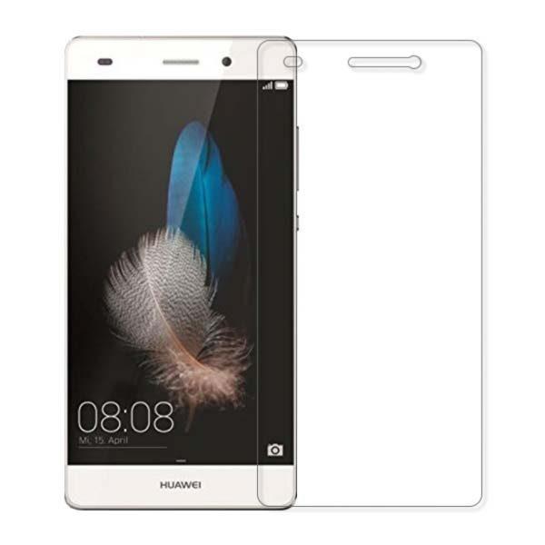 محافظ صفحه نمایش شیشه ای مناسب گوشی Huawei P8 Lite