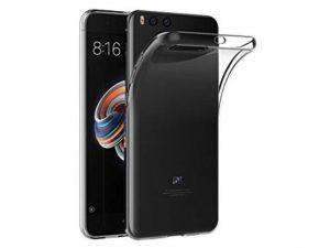 محافظ ژله ای Xiaomi Mi Note 3