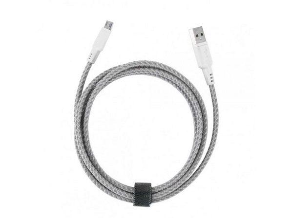 کابل شارژ سریع Energea Nylotough Cable Micro USB 1.5M