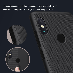 قاب محافظ نیلکین شیائومی Xiaomi Redmi 6 Pro