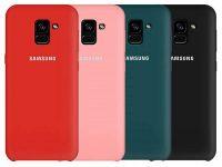 قاب محافظ سیلیکونی سامسونگ Samsung Galaxy A8 2018
