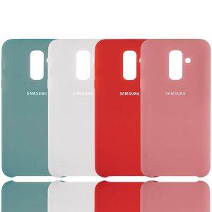 قاب محافظ سیلیکونی سامسونگ Samsung Galaxy A6 Plus 2018