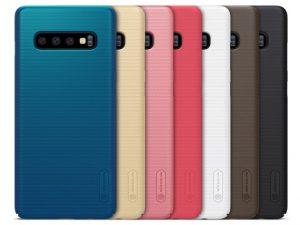 قاب محافظ نیلکین سامسونگ Samsung Galaxy S10
