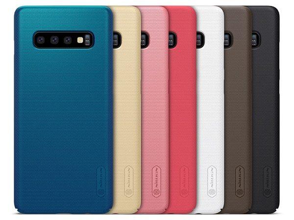 قاب محافظ نیلکین سامسونگ Samsung Galaxy S10 Plus
