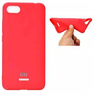 قاب محافظ سیلیکونی Xiaomi Redmi 6a