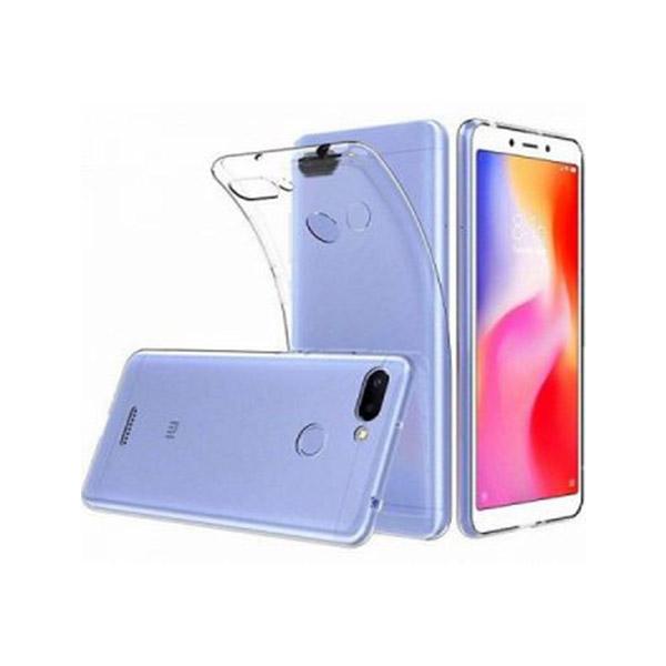 قاب محافظ ژله ای Xiaomi Redmi 6