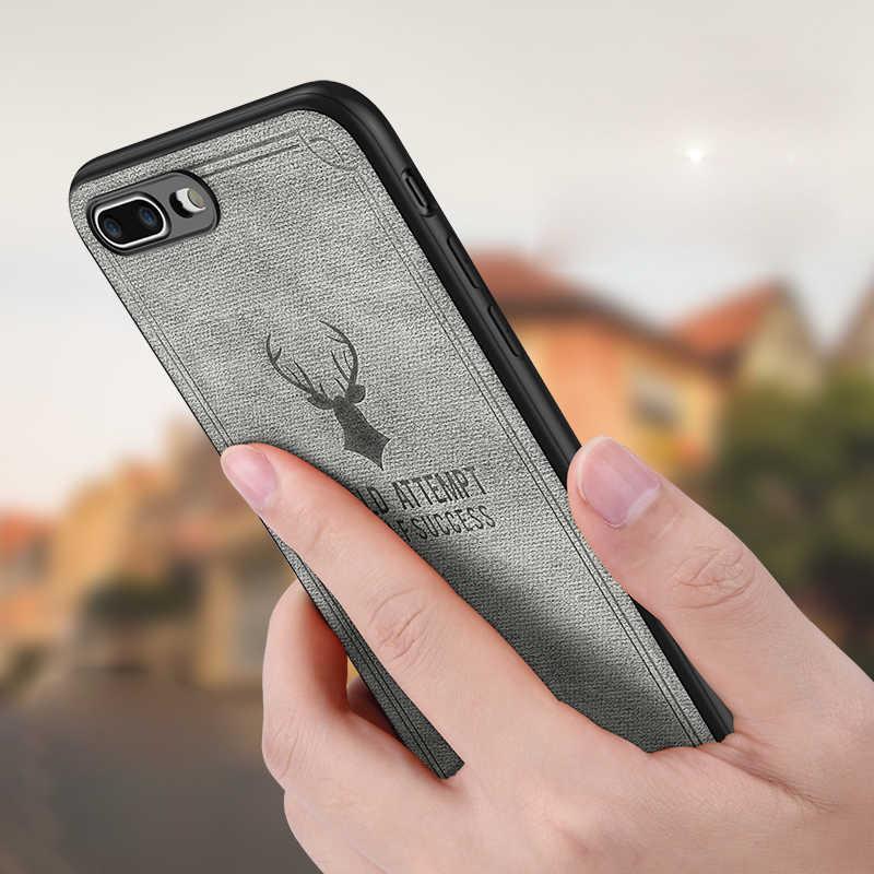 قاب محافظ طرح گوزني اپل DEER Case for Apple Iphone 7/8 Plus