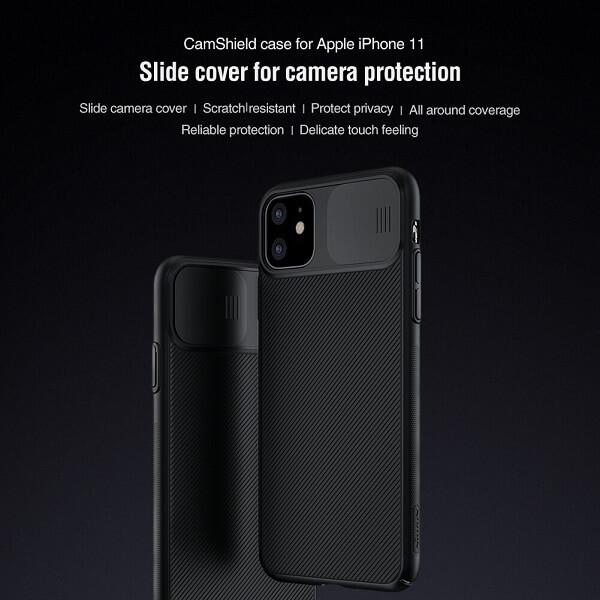 قاب محافظ نیلکین Apple iPhone 11